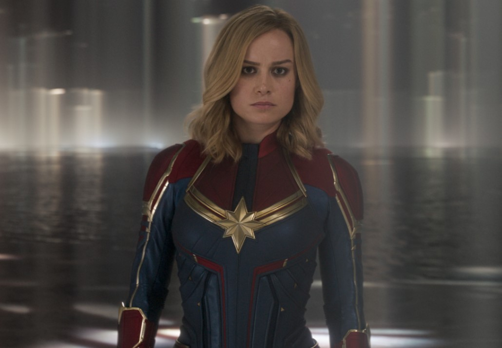 Disney Captain Marvel