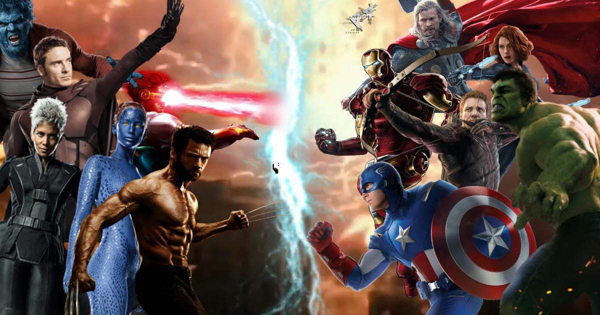 Disney X-Men Marvel