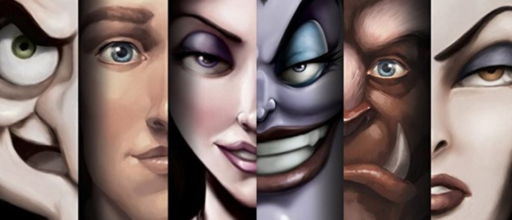 Disney Villains Book of Enchantment