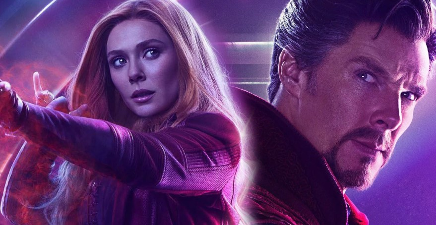 Doctor Strange 2 Multiverse Scarlet Witch