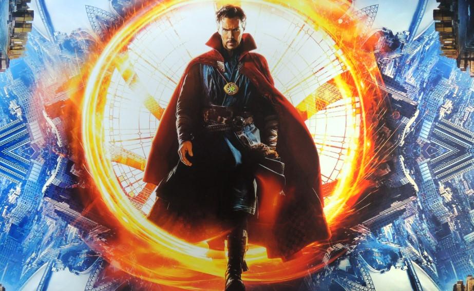 Doctor Strange Benedict Cumberbatch Marvel MCU