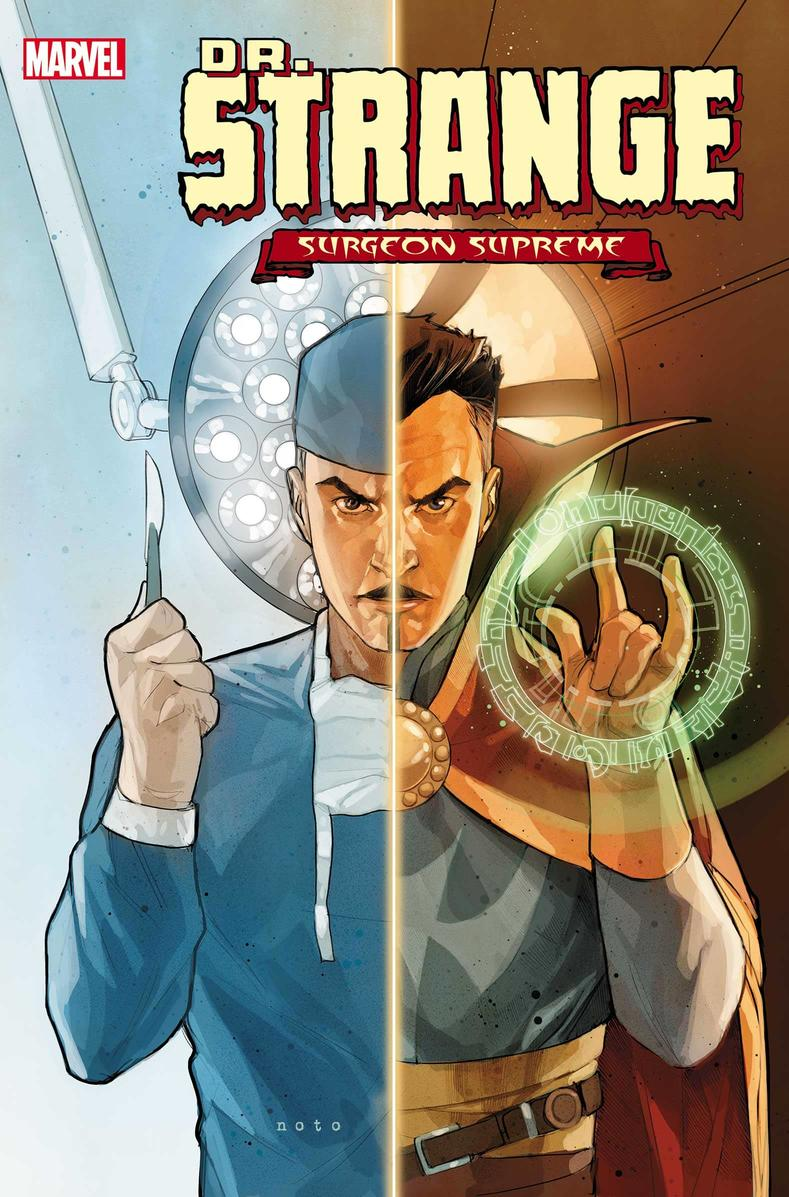 DOCTOR STRANGE: SURGEON SUPREME Marvel