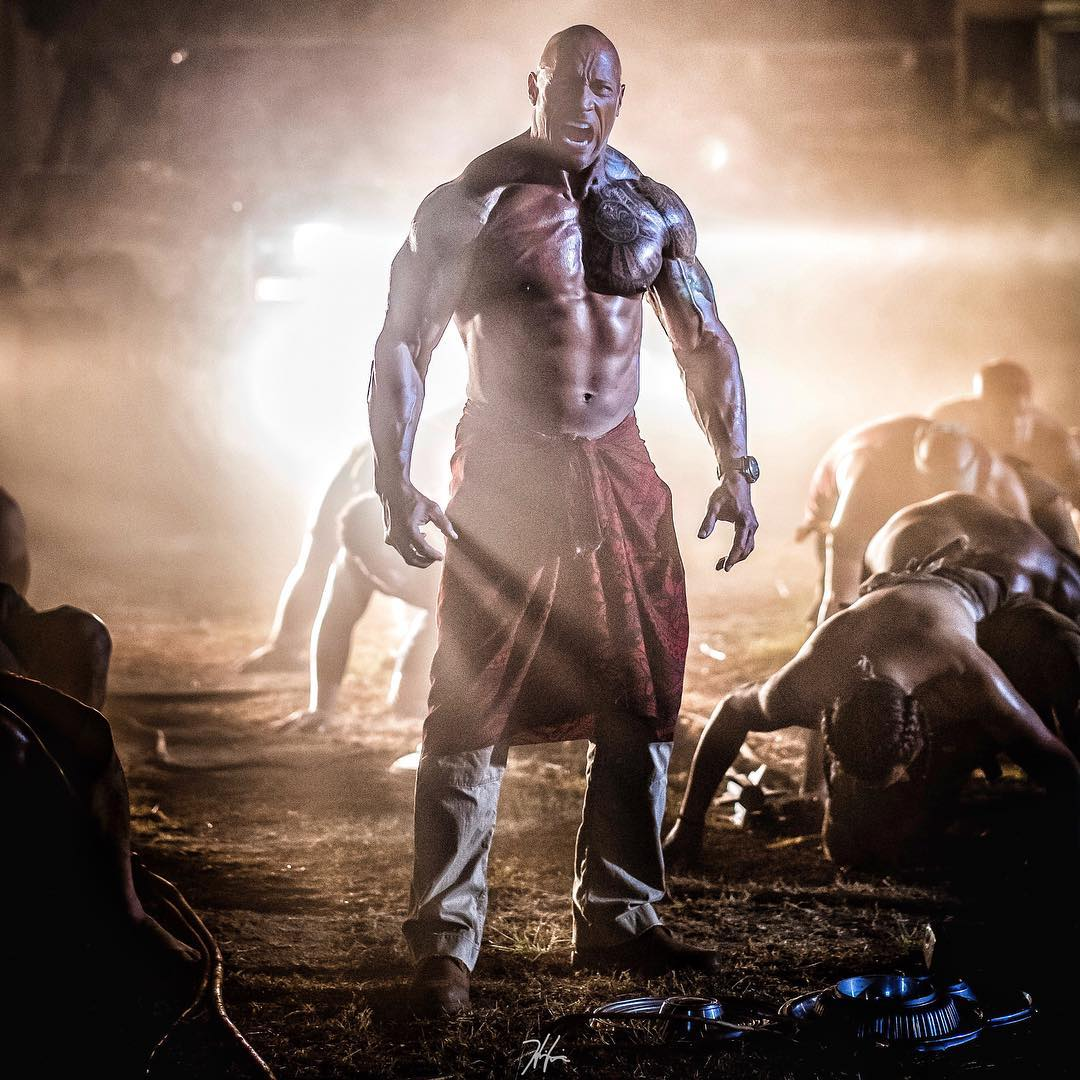 Dwayne Johnson Fast and Furious Hobbs and Shaw spinoff