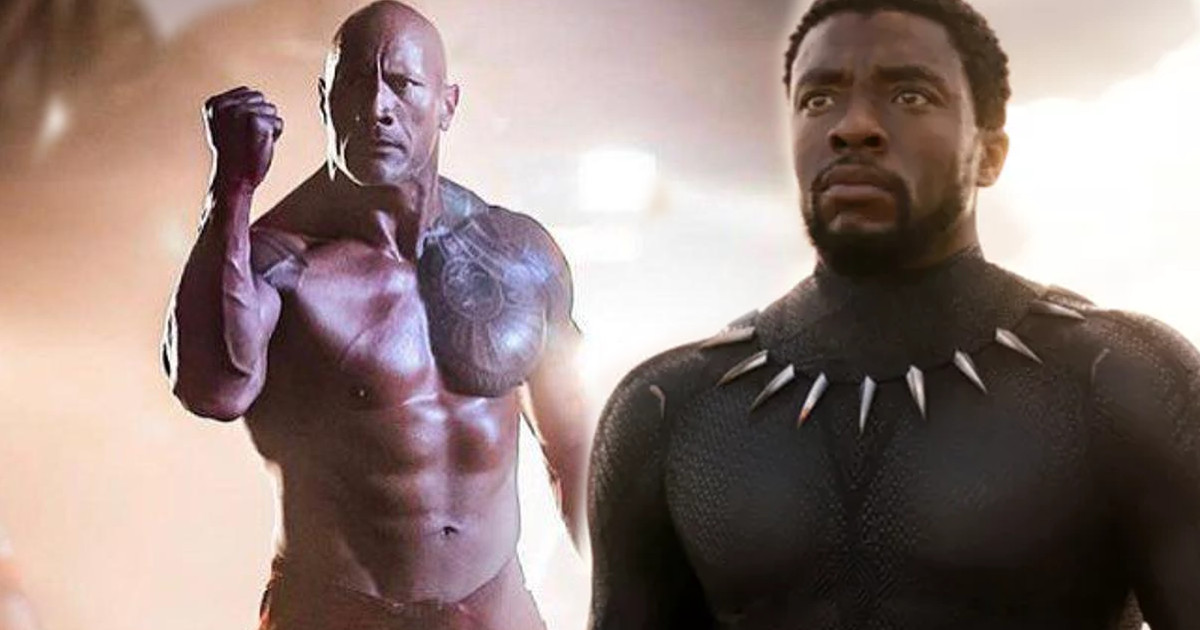 Dwayne Johnson Marvel Black Panther 2 Namor