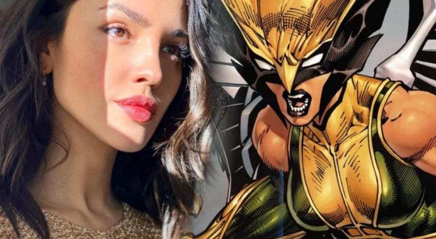 Eiza Gonzalez Hawkgirl Shazam 2