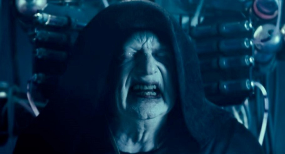 Emperor in Rise of Skywalker