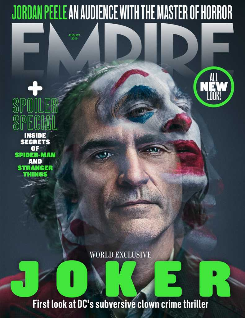 Joaquin Phoenix Joker Empire Magazine