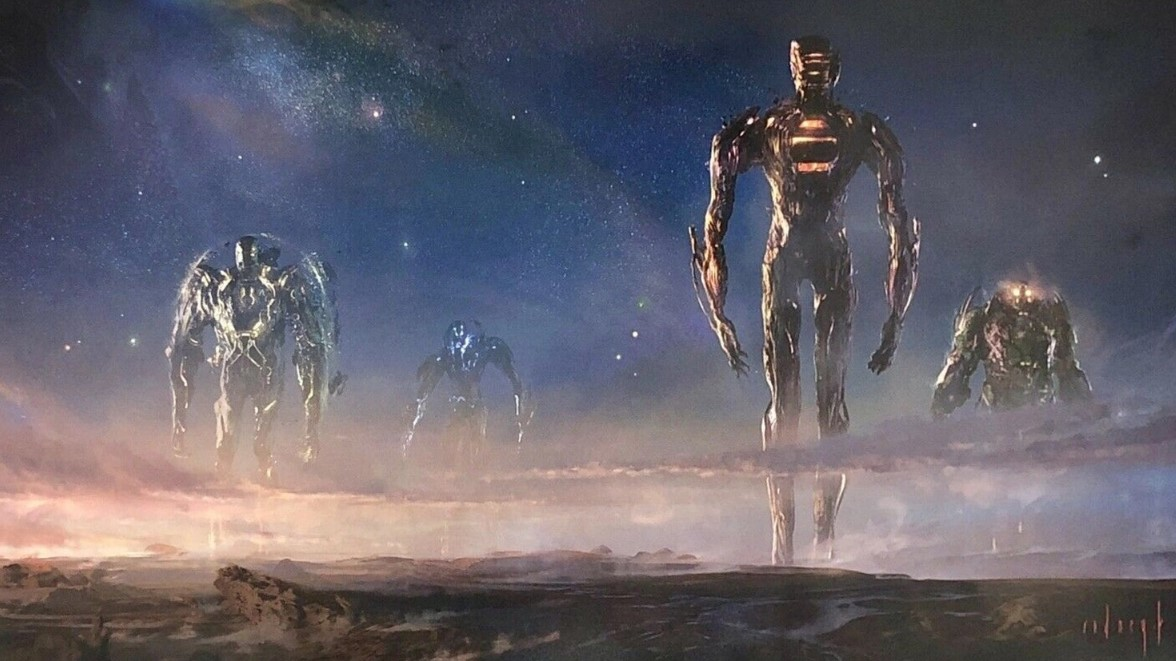 Marvel's Eternals Celestials