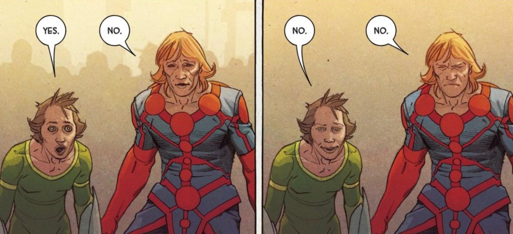 Marvel Comics Eternals