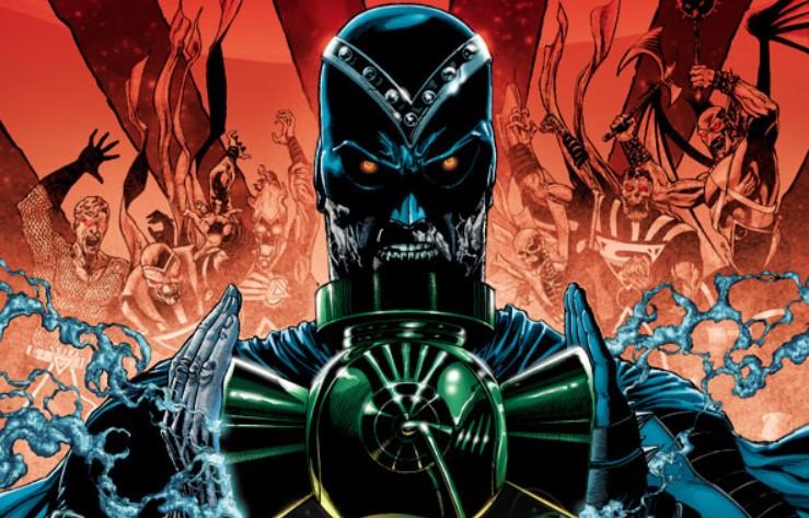 Ethan Van Sciver DC Comics