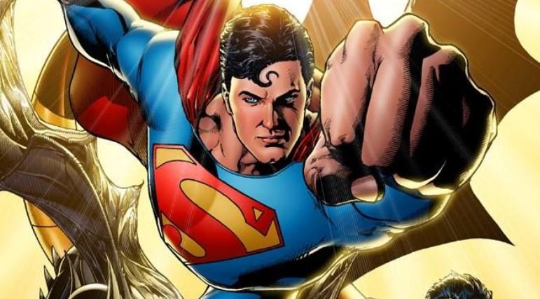 Ethan Van Sciver DC Comics Superman