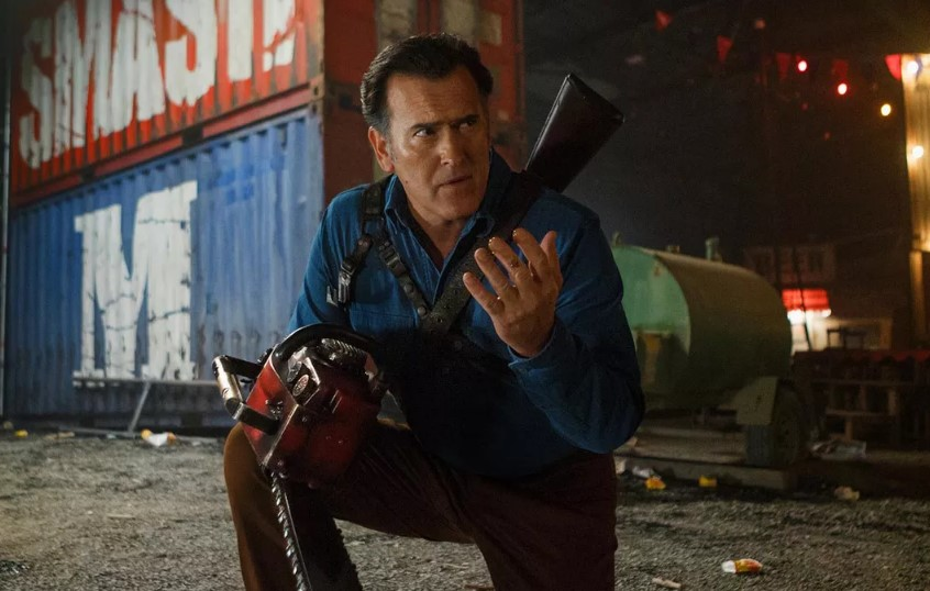 Evil Dead Now in the works without Ash, Bruce Campbell confirms