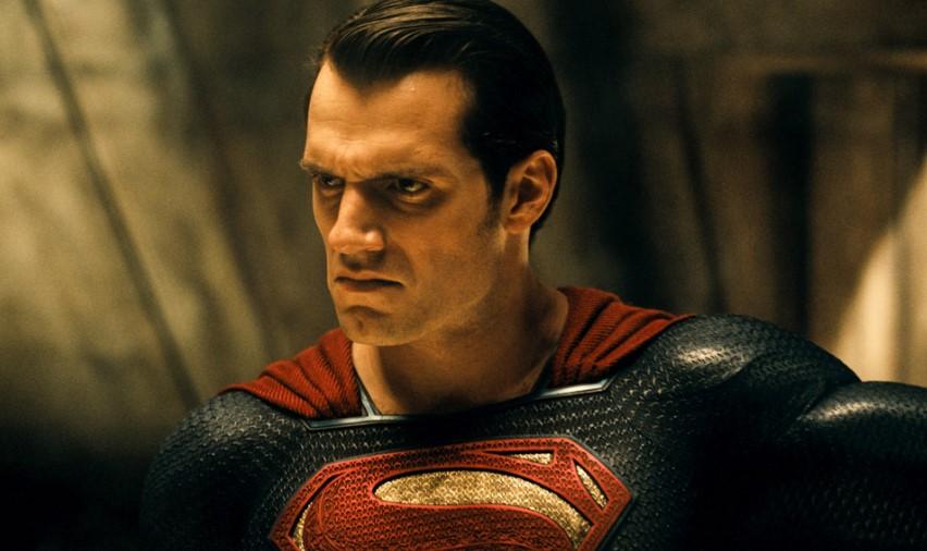 Evil Superman Henry Cavill