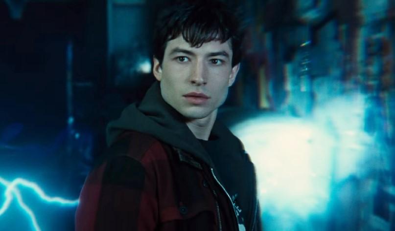 Ezra Miller The Flash