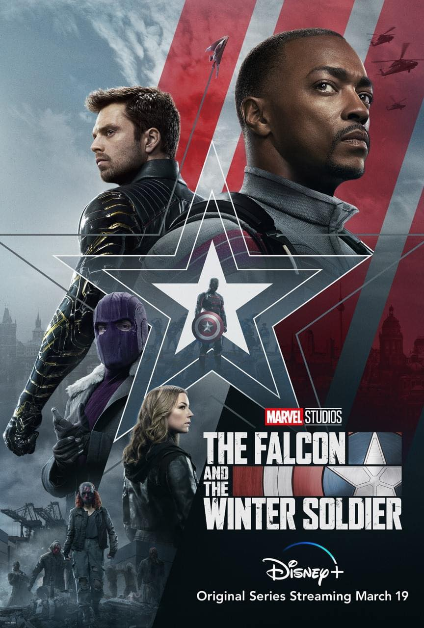 The Falcon and the Winter Soldier Super Bowl Trailer and Poster