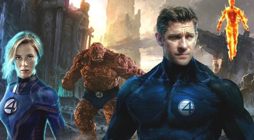 Ant-Man 3 Fantastic Four