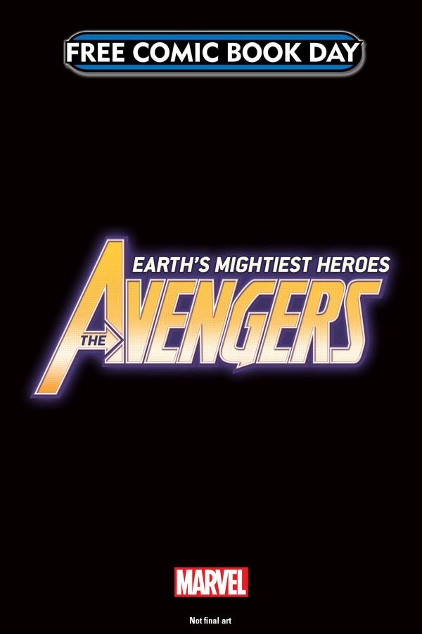 Free Comic Book Day 2019 Avengers