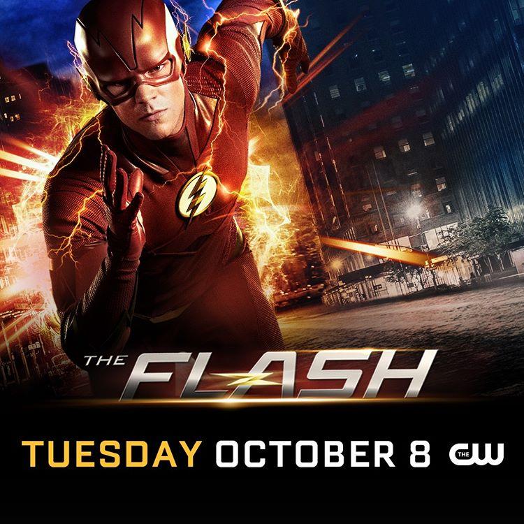 The Flash CW Fall 2019