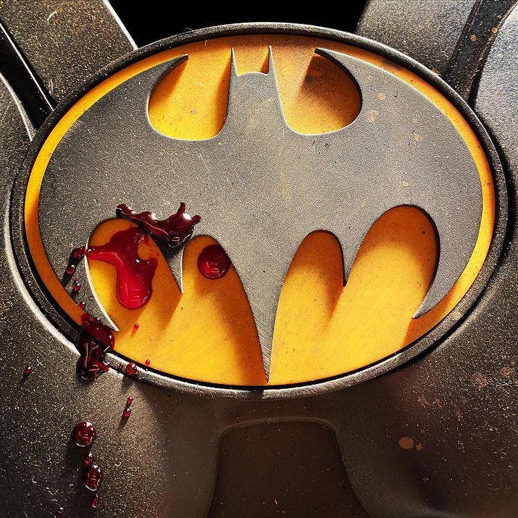 The Flash Bloody Batman Michael Keaton