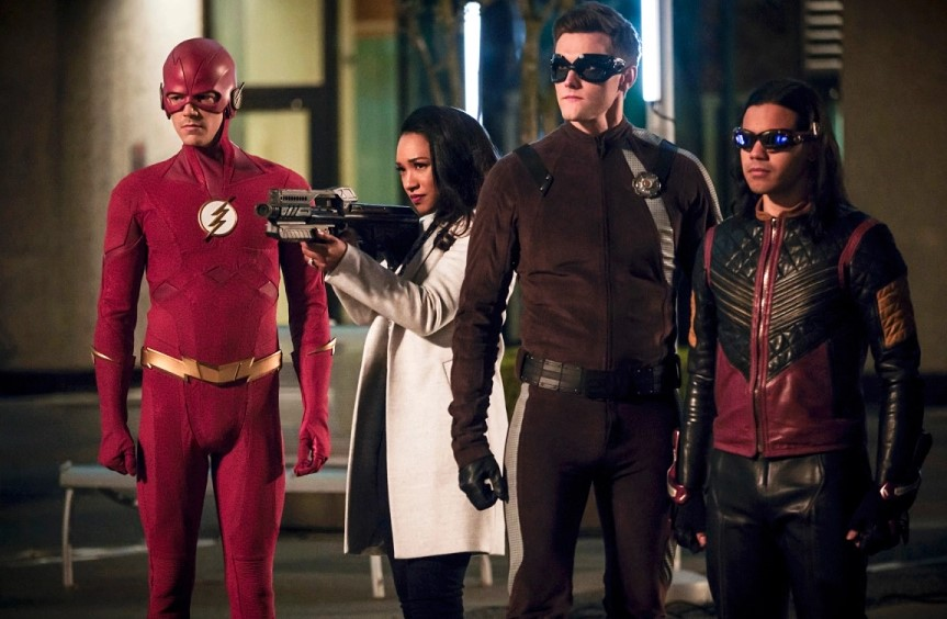 Hartley Sawyer Fired From The Flash Over Tweets Cosmic Book News
