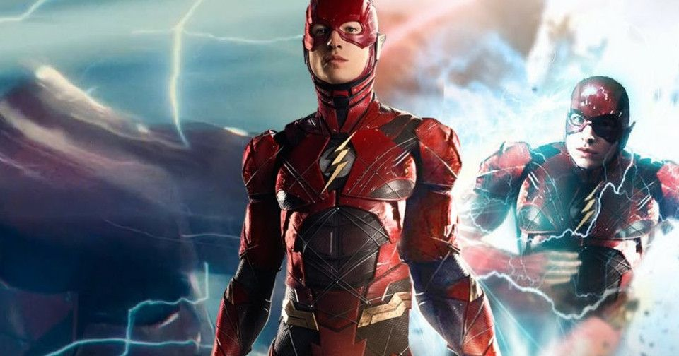 The Flash movie new direction Ezra Miller