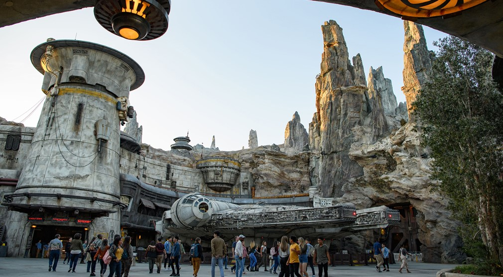Disney Star Wars Galaxys edge