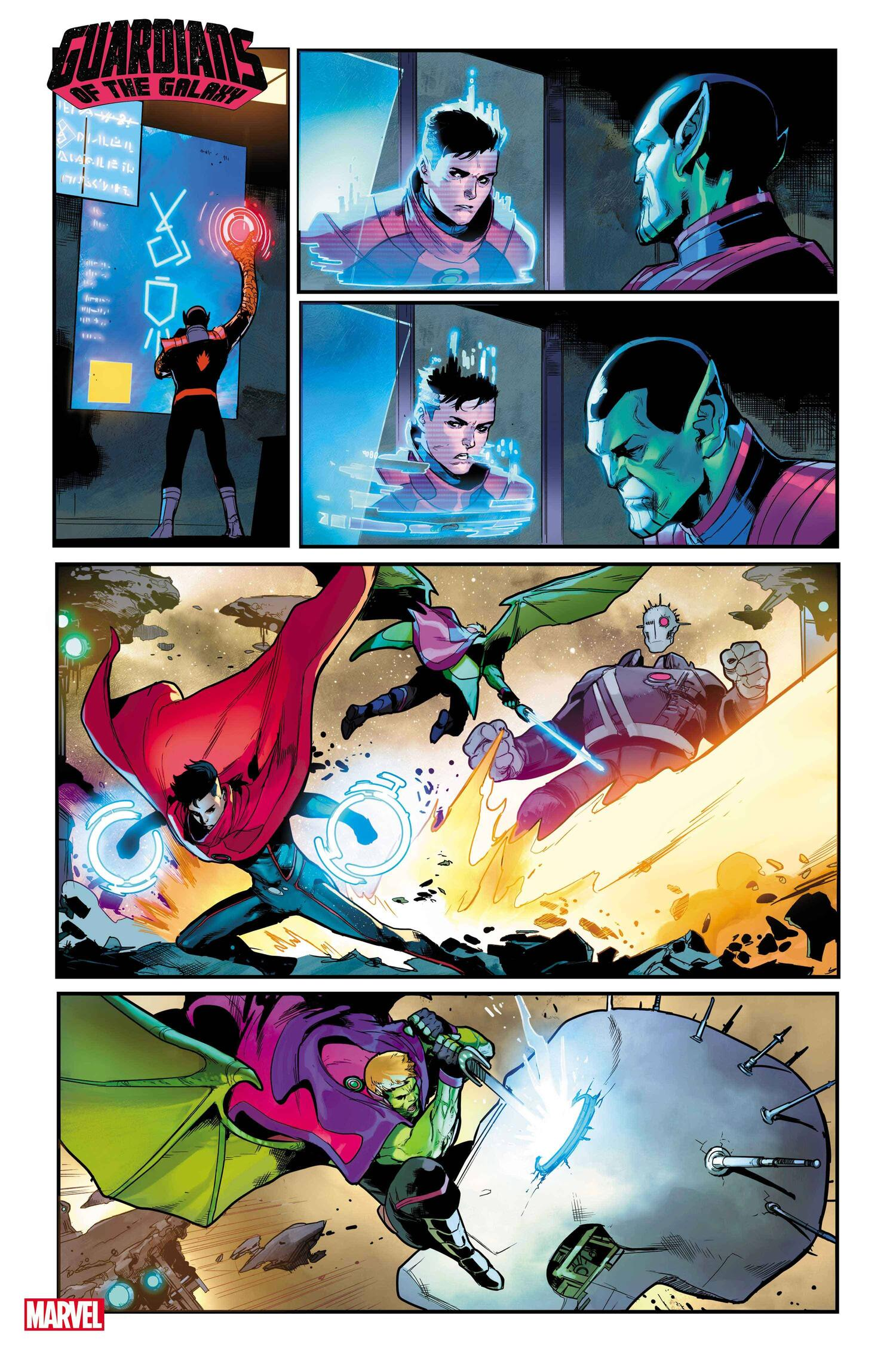 Guardians of the Galaxy 13