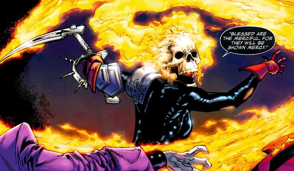 Ghost Rider Alejandra Jones