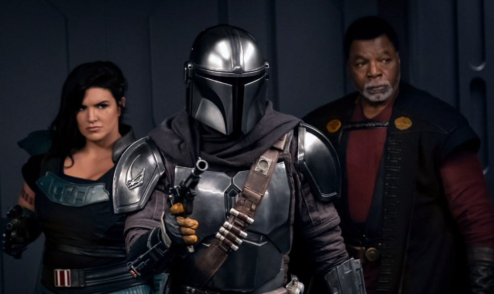 Gina Caranao Star wars The Mandalorian Season 2