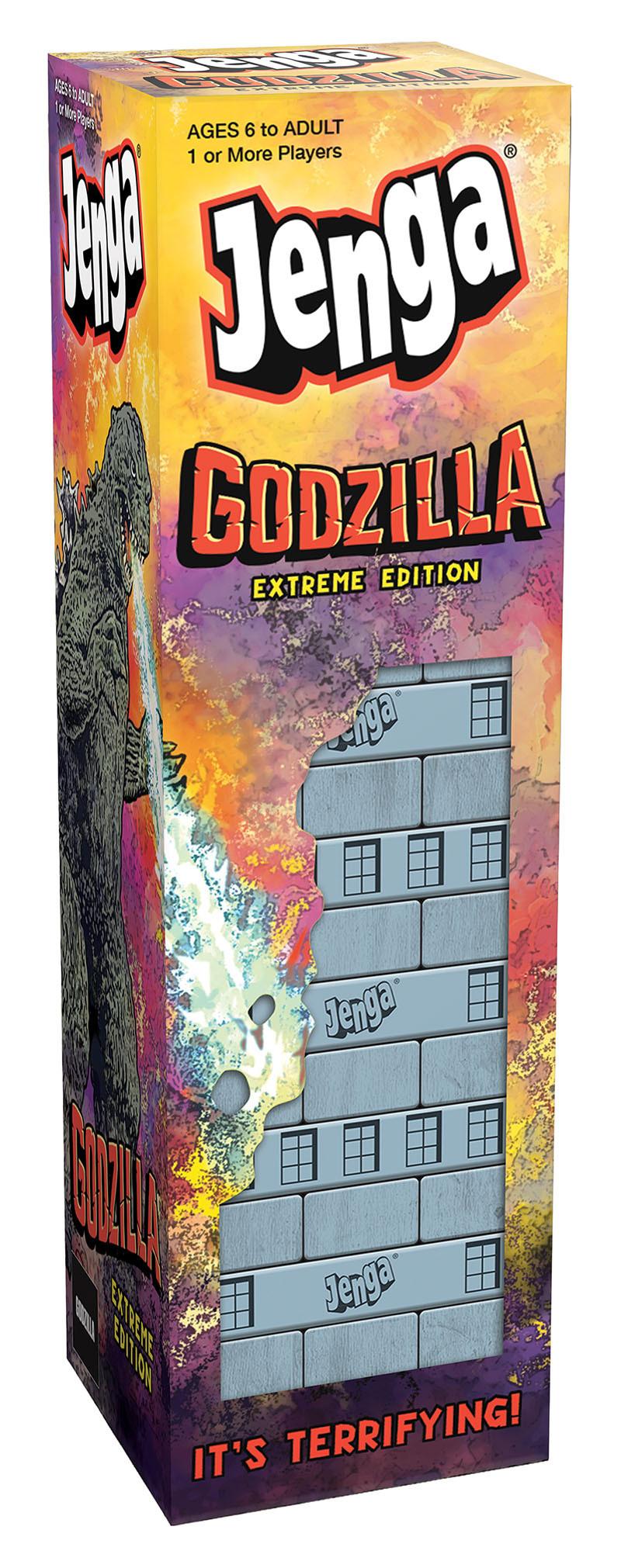 Godzilla Jenga