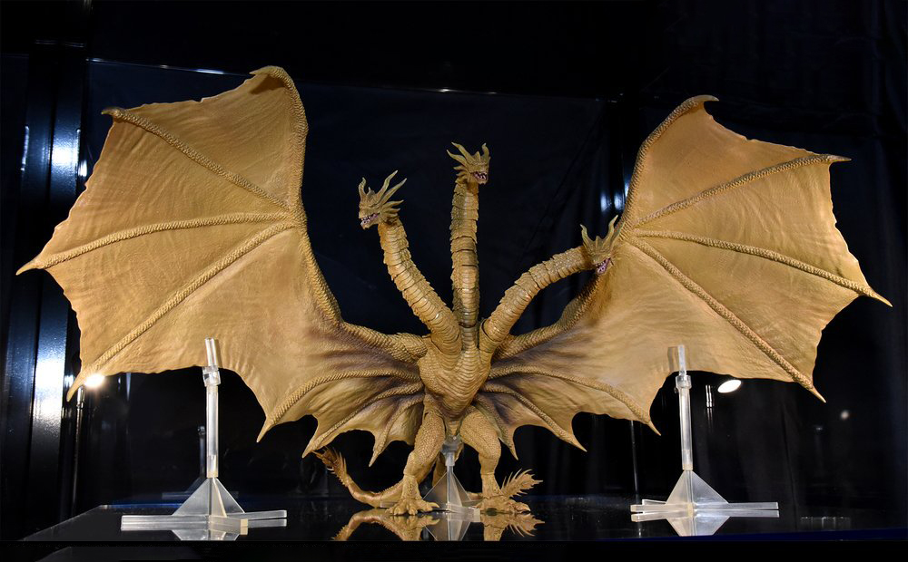 Godzilla: King of the Monsters King Ghidorah