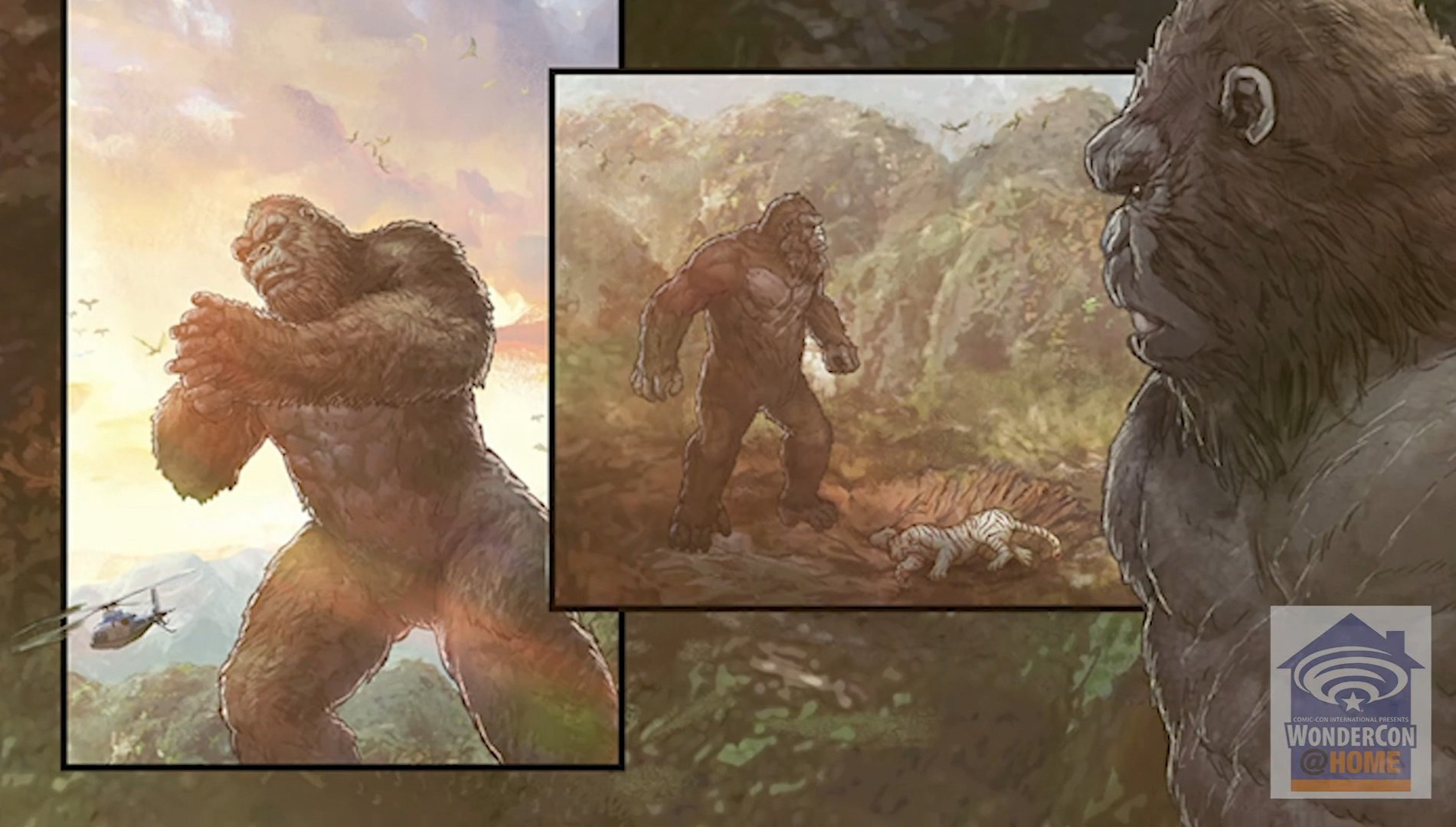 Godzilla vs Kong Older