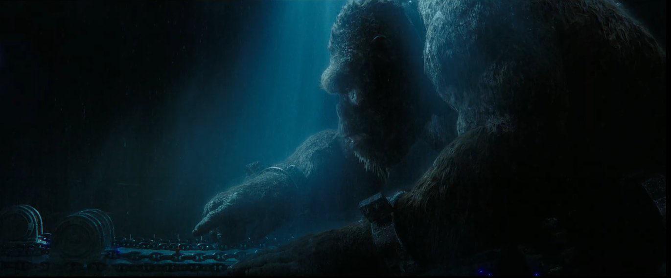 Godzilla vs Kong trailer image