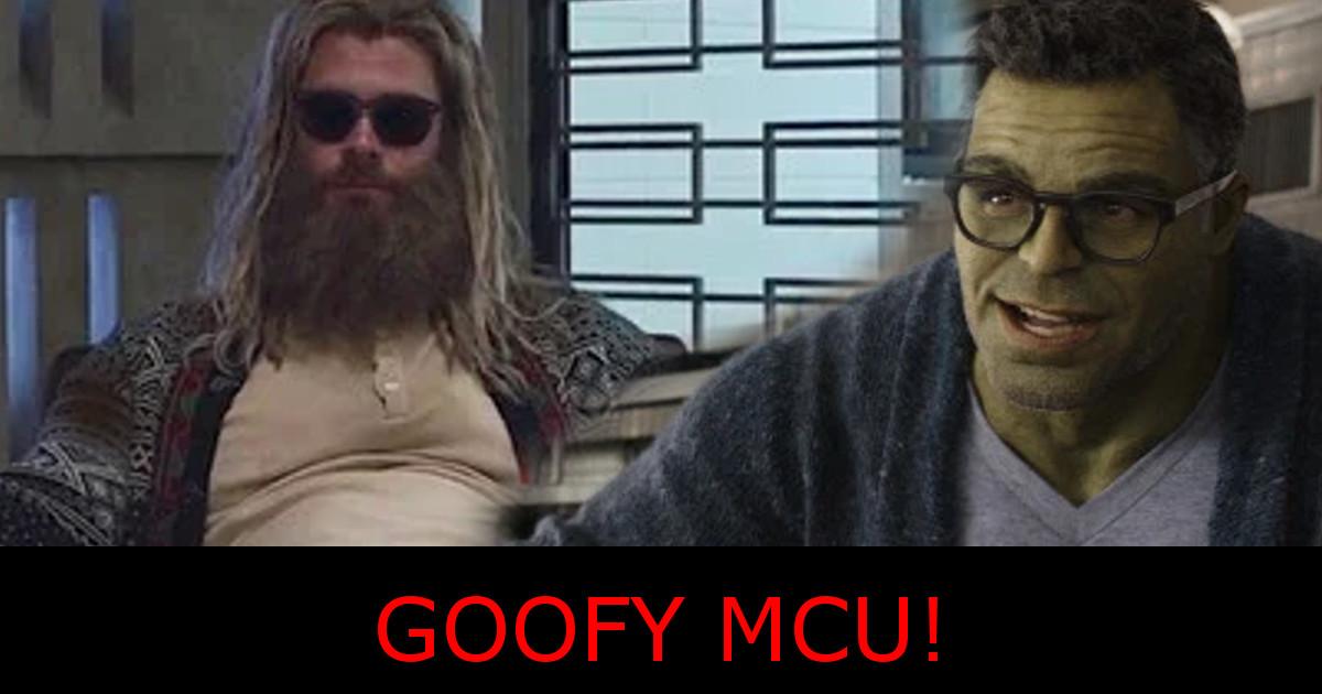 MCU goofy
