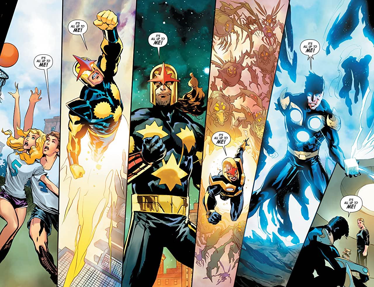 Guardians of the Galaxy 6 Nova