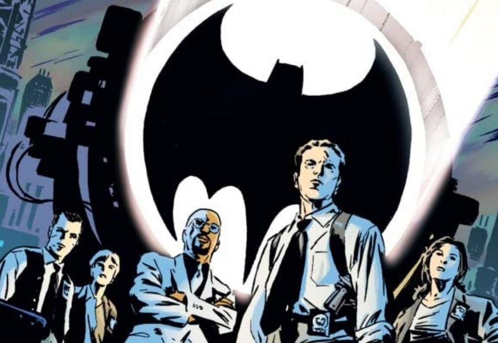 Gotham Central comic book
