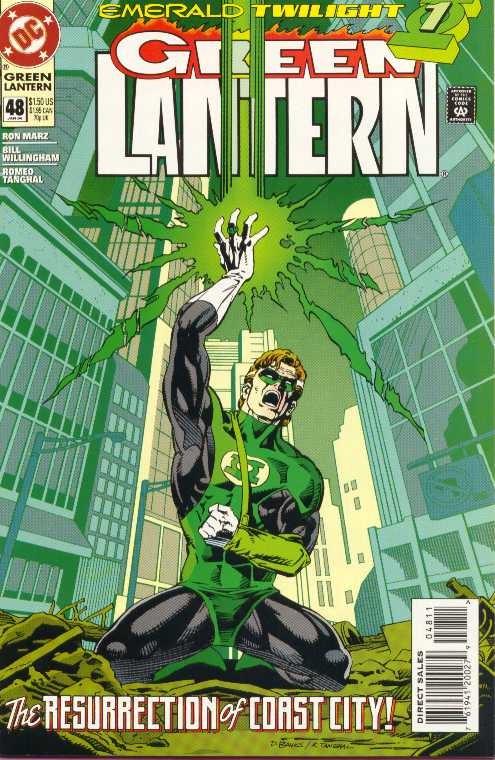 Green Lantern 48