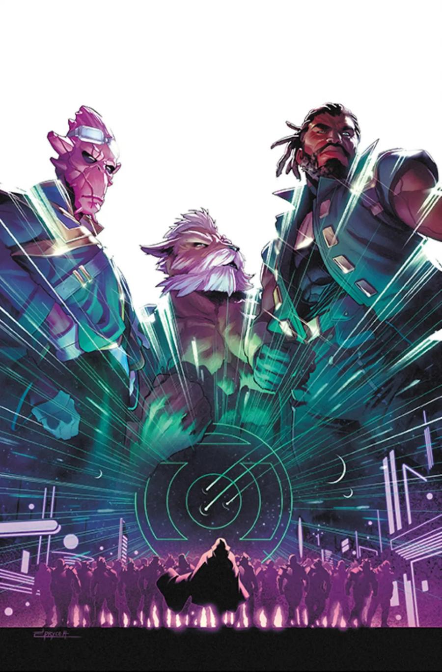 Green Lantern Geoff Thorne DC Comics Future State