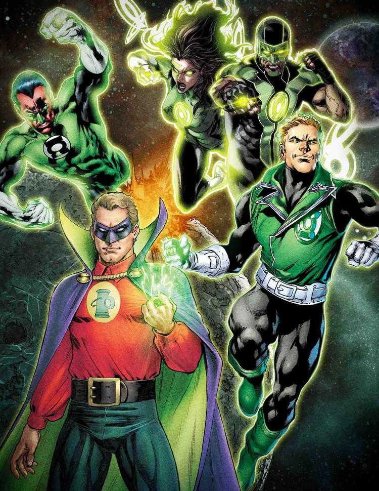 Green Lantern HBO Max