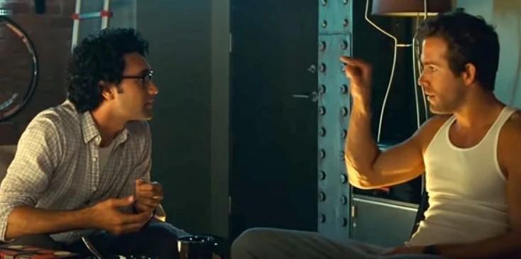 Green Lantern Taika Waititi Ryan Reynolds