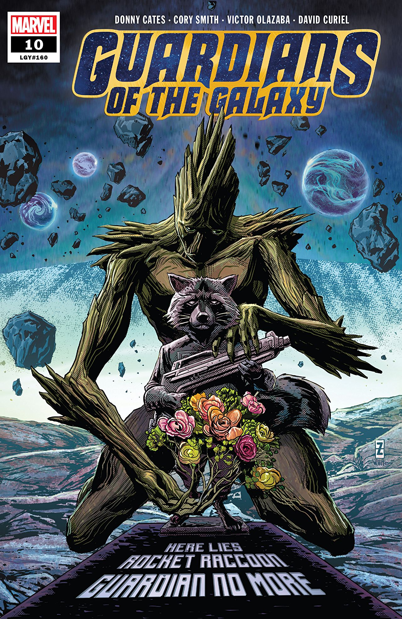 Guardians of the Galaxy 10 Review