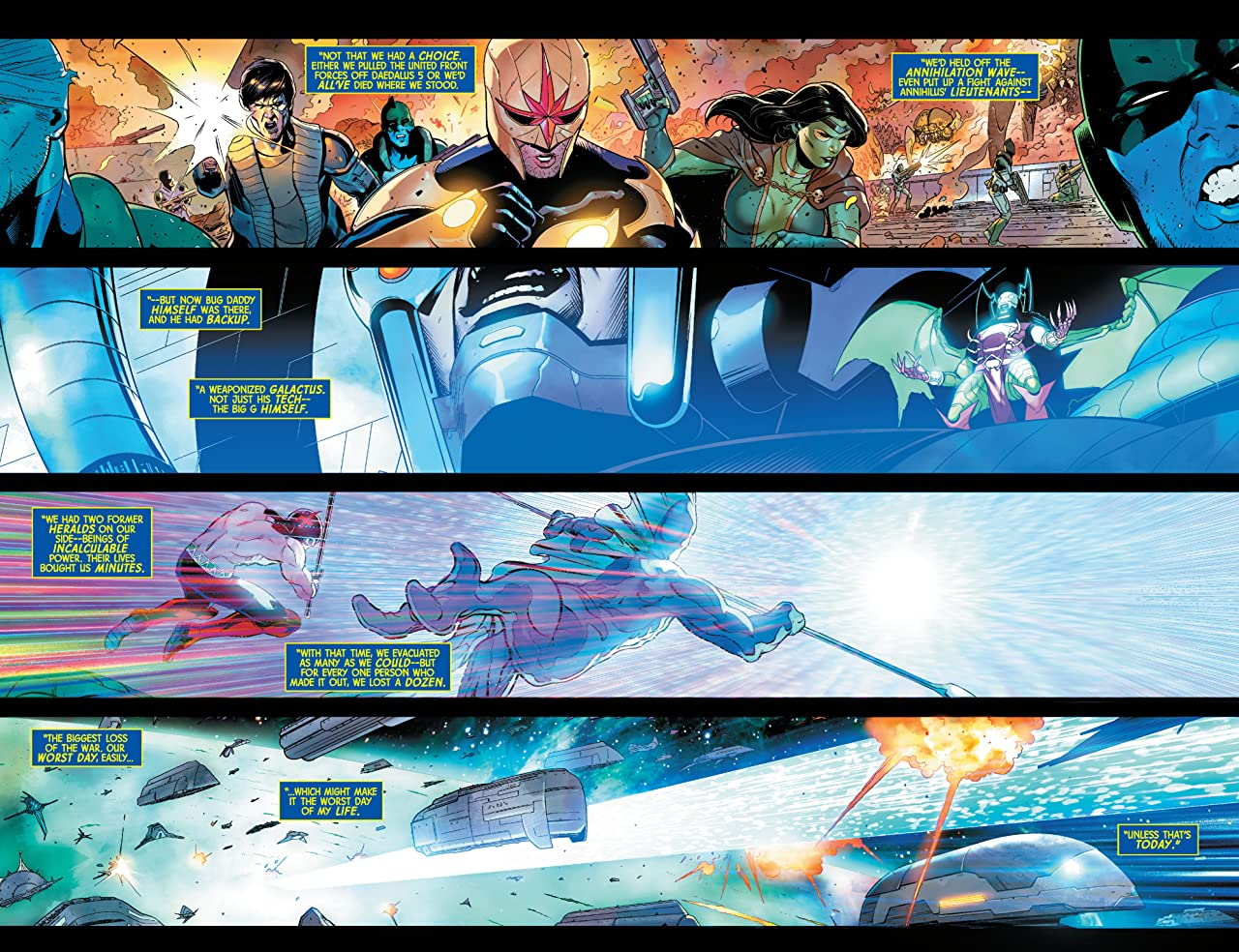Guardians of the Galaxy 11 preview