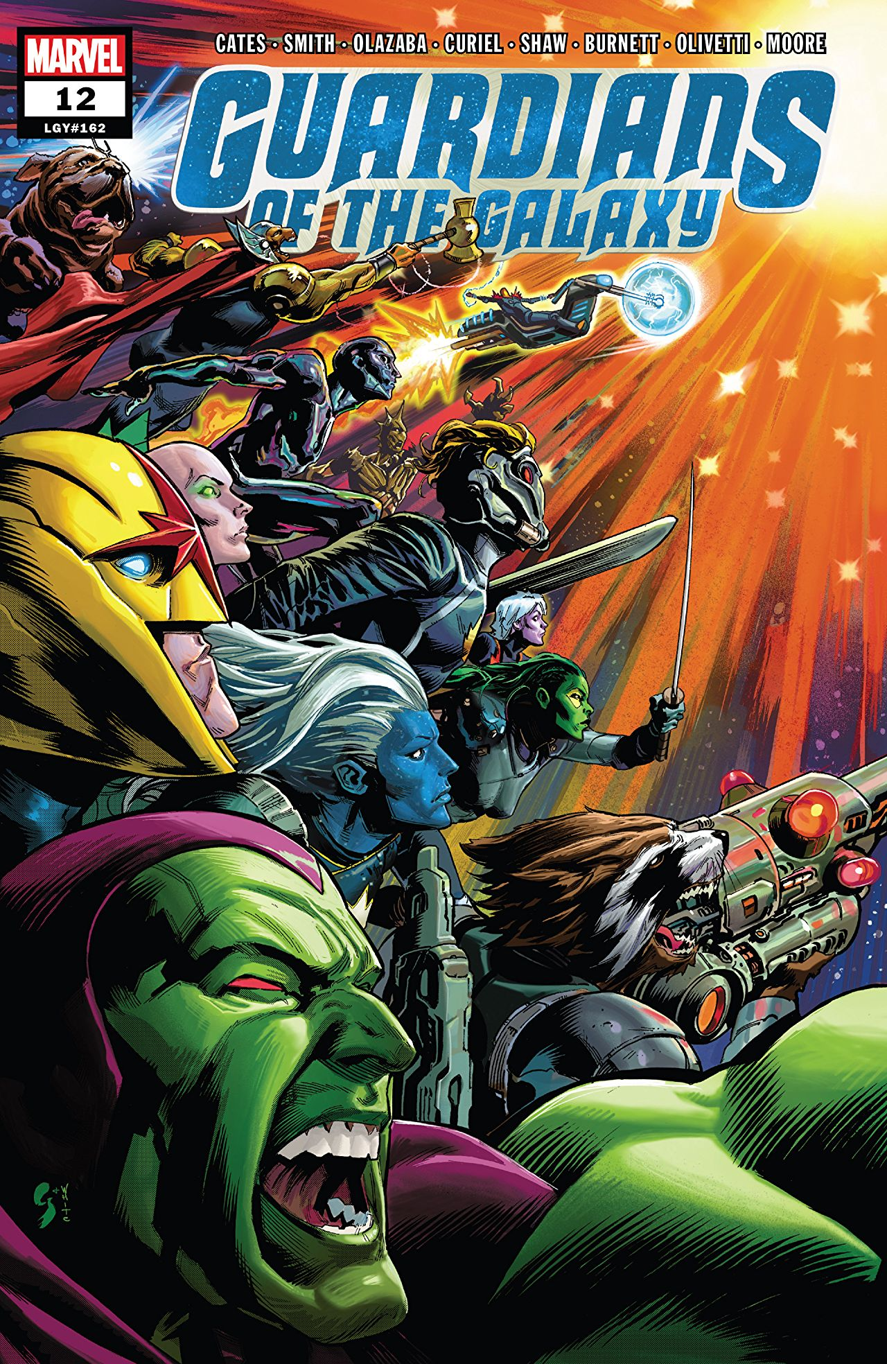 Guardians of the Galaxy 12 review