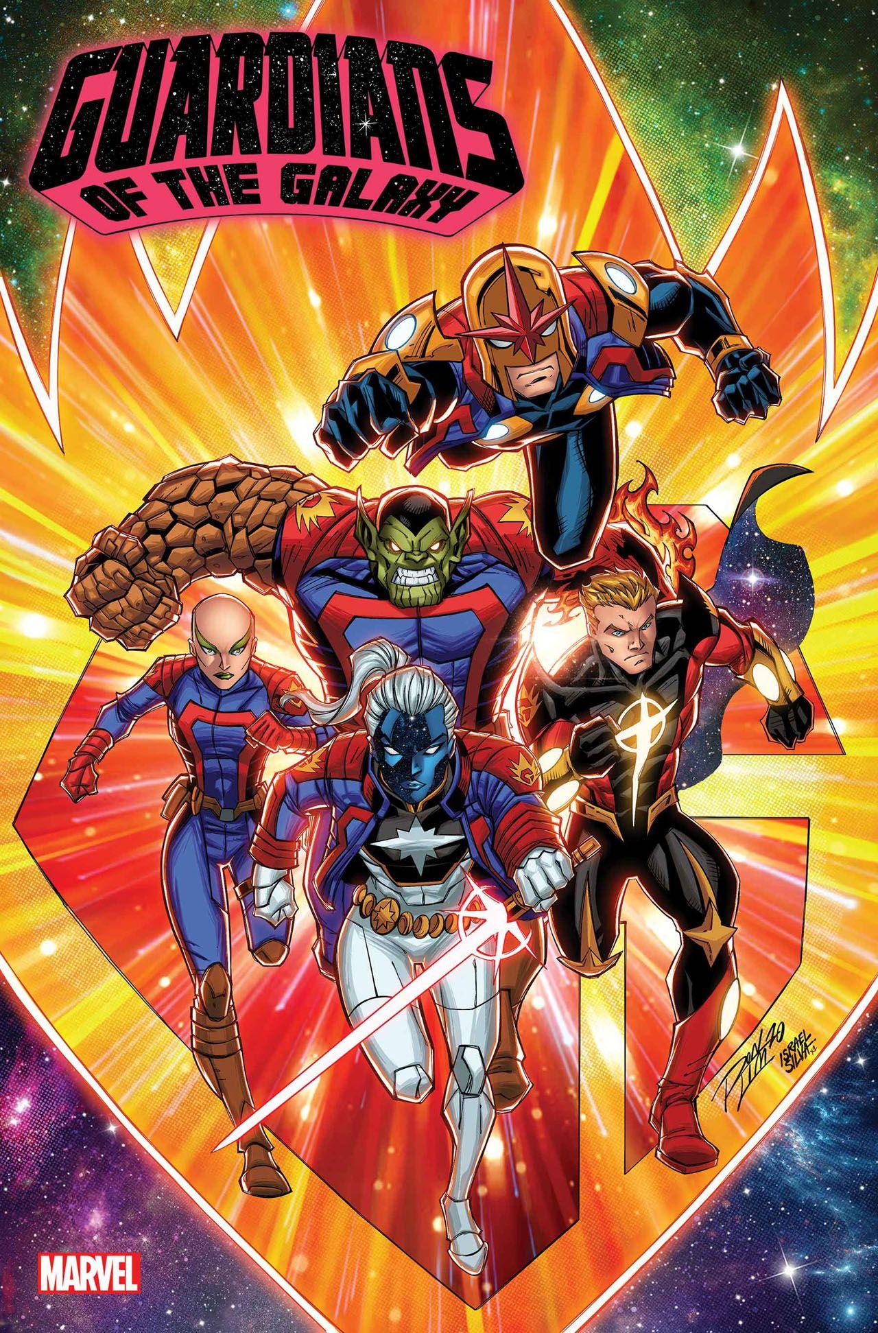 Guardians of the Galaxy 13 Marvel Comics