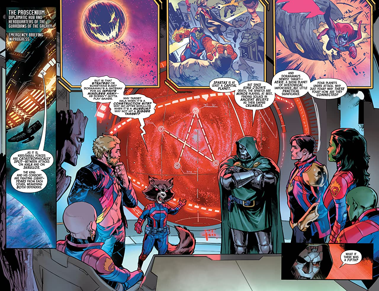 Marvel Guardians of the Galaxy 17