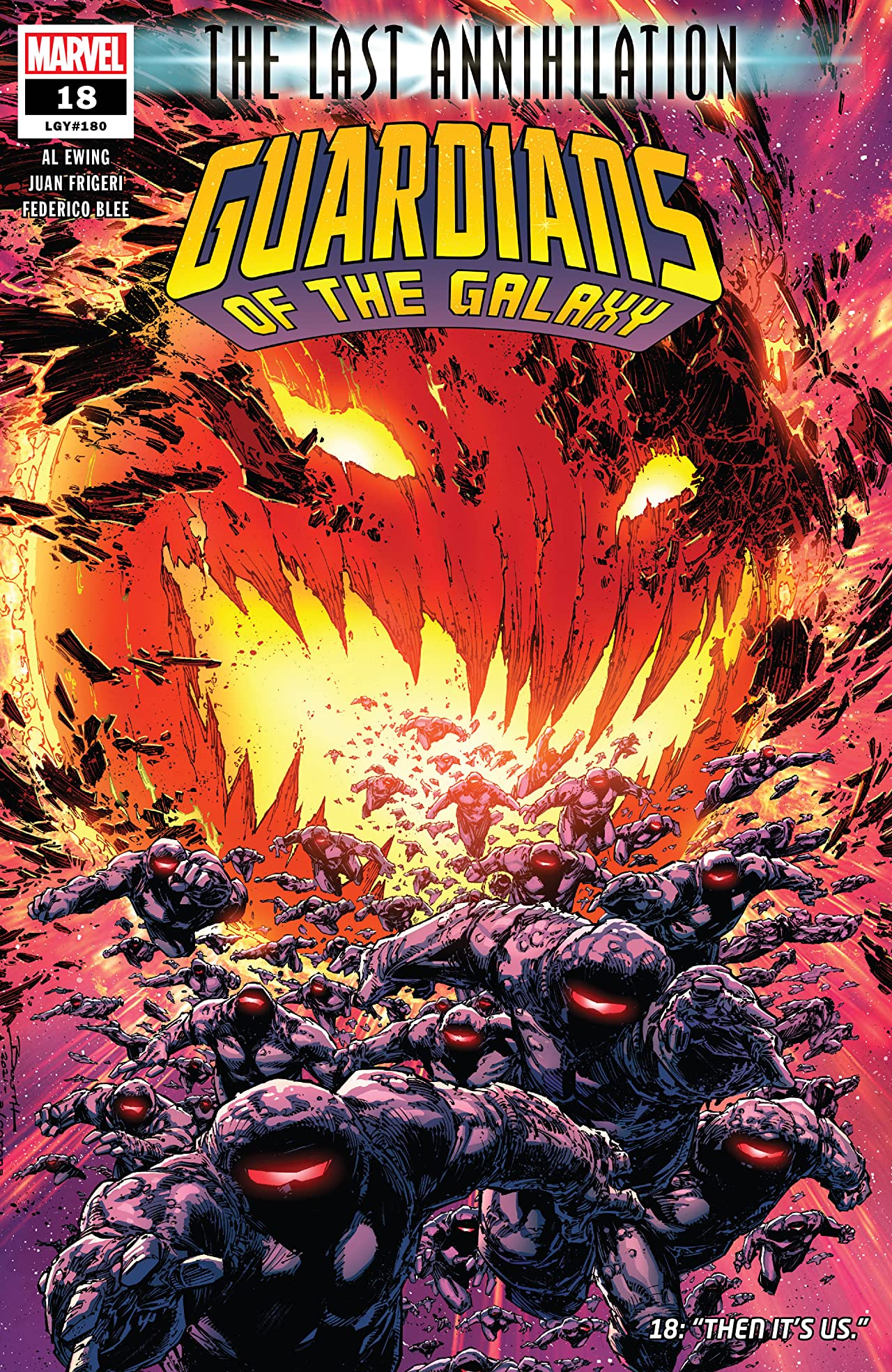 Guardians of the Galaxy 18