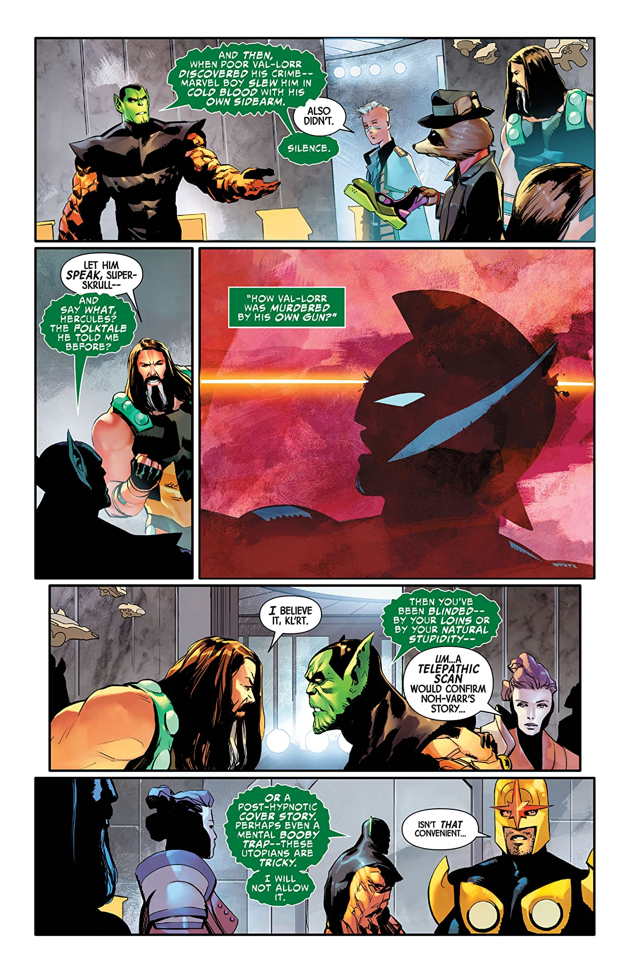 Guardians of the Galxy #8 Marvel