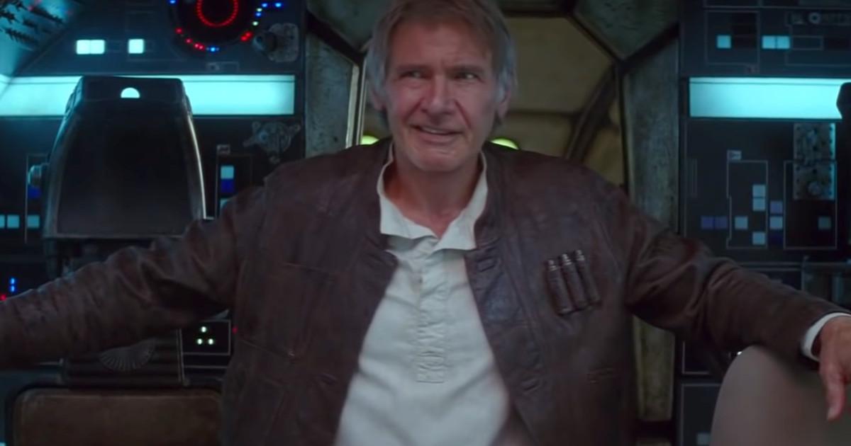 Harrison Ford Han Solo Star Wars: Episode IX