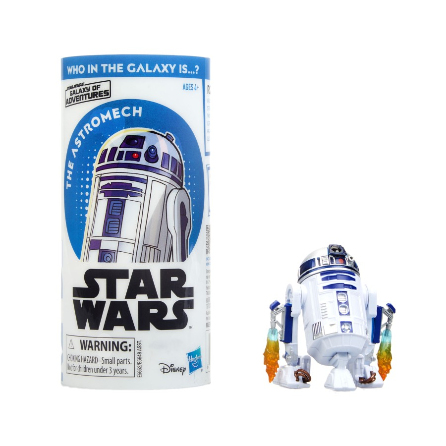 Hasbro Star Wars Galaxy Adventures