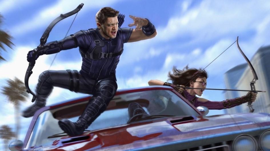 Hawkeye Disney Plus Jeremy Renner Kate Bishop